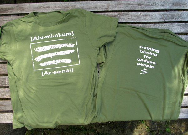 Aluminium Arsenal t-Shirt - forest green